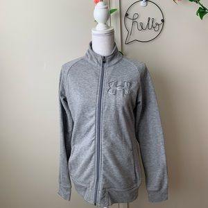 Under Armour • Full zip up Sweatshirt